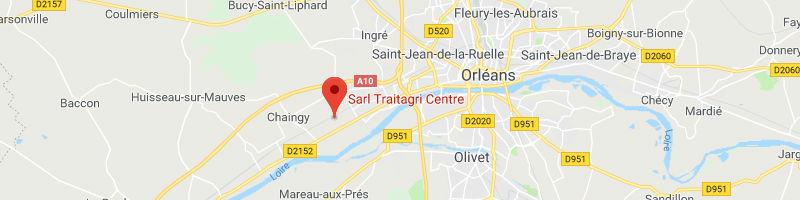 Traitagri 28 avenue Pierrelets 45380 CHAINGY